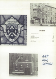 Page 15, 1960 Edition, St Joseph Commercial High School - Parmentier Yearbook (Brooklyn, NY) online yearbook collection
