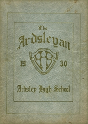 Page 1, 1930 Edition, Ardsley High School - Ardsleyan Yearbook (Ardsley, NY) online yearbook collection