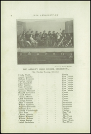 Page 10, 1930 Edition, Ardsley High School - Ardsleyan Yearbook (Ardsley, NY) online yearbook collection