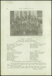 Page 12, 1930 Edition, Ardsley High School - Ardsleyan Yearbook (Ardsley, NY) online yearbook collection