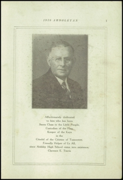 Page 3, 1930 Edition, Ardsley High School - Ardsleyan Yearbook (Ardsley, NY) online yearbook collection