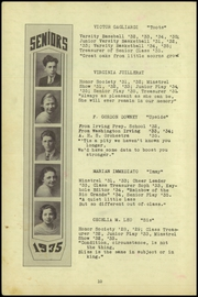 Page 10, 1935 Edition, Ardsley High School - Ardsleyan Yearbook (Ardsley, NY) online yearbook collection