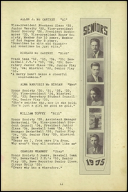 Page 11, 1935 Edition, Ardsley High School - Ardsleyan Yearbook (Ardsley, NY) online yearbook collection