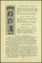 Page 12, 1935 Edition, Ardsley High School - Ardsleyan Yearbook (Ardsley, NY) online yearbook collection