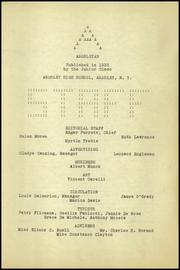 Page 3, 1935 Edition, Ardsley High School - Ardsleyan Yearbook (Ardsley, NY) online yearbook collection