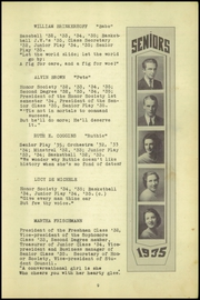 Page 9, 1935 Edition, Ardsley High School - Ardsleyan Yearbook (Ardsley, NY) online yearbook collection