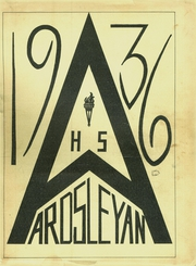 Page 1, 1936 Edition, Ardsley High School - Ardsleyan Yearbook (Ardsley, NY) online yearbook collection