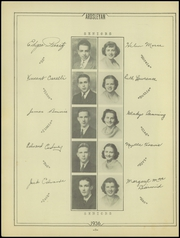 Page 10, 1936 Edition, Ardsley High School - Ardsleyan Yearbook (Ardsley, NY) online yearbook collection