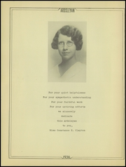 Page 4, 1936 Edition, Ardsley High School - Ardsleyan Yearbook (Ardsley, NY) online yearbook collection