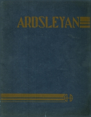 Page 1, 1937 Edition, Ardsley High School - Ardsleyan Yearbook (Ardsley, NY) online yearbook collection