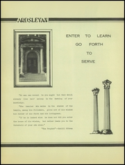 Page 6, 1937 Edition, Ardsley High School - Ardsleyan Yearbook (Ardsley, NY) online yearbook collection