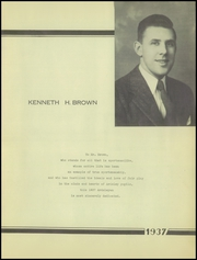 Page 7, 1937 Edition, Ardsley High School - Ardsleyan Yearbook (Ardsley, NY) online yearbook collection