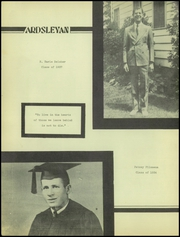 Page 8, 1937 Edition, Ardsley High School - Ardsleyan Yearbook (Ardsley, NY) online yearbook collection
