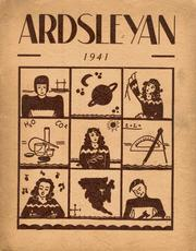 Page 1, 1941 Edition, Ardsley High School - Ardsleyan Yearbook (Ardsley, NY) online yearbook collection