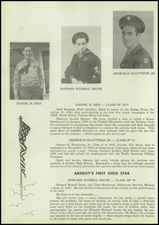 Page 12, 1944 Edition, Ardsley High School - Ardsleyan Yearbook (Ardsley, NY) online yearbook collection