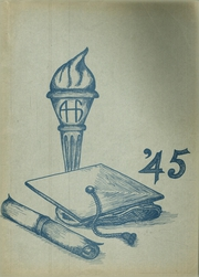 Ardsley High School - Ardsleyan Yearbook (Ardsley, NY) online yearbook collection, 1945 Edition, Page 1