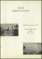 Page 5, 1949 Edition, Ardsley High School - Ardsleyan Yearbook (Ardsley, NY) online yearbook collection