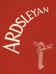 Ardsley High School - Ardsleyan Yearbook (Ardsley, NY) online yearbook collection, 1957 Edition, Page 1
