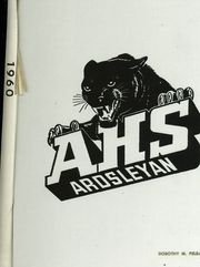 Page 1, 1960 Edition, Ardsley High School - Ardsleyan Yearbook (Ardsley, NY) online yearbook collection