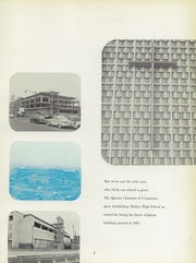Page 11, 1958 Edition, Archbishop Molloy High School - Blue and White Yearbook (Jamaica, NY) online yearbook collection