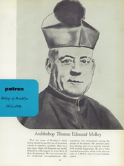 Page 15, 1958 Edition, Archbishop Molloy High School - Blue and White Yearbook (Jamaica, NY) online yearbook collection