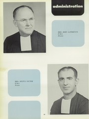 Page 16, 1958 Edition, Archbishop Molloy High School - Blue and White Yearbook (Jamaica, NY) online yearbook collection