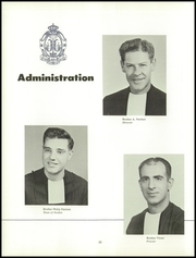 Page 14, 1960 Edition, Archbishop Molloy High School - Blue and White Yearbook (Jamaica, NY) online yearbook collection