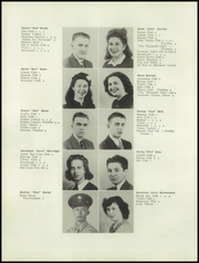 Page 14, 1943 Edition, Ellenville High School - Shawangan Yearbook (Ellenville, NY) online yearbook collection