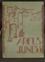 1933 Edition, Hunter College High School - Argus Yearbook (New York, NY)