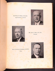 Page 15, 1937 Edition, Miller Great Neck North High School - Arista Yearbook (Great Neck, NY) online yearbook collection