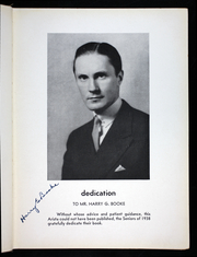 Page 11, 1938 Edition, Miller Great Neck North High School - Arista Yearbook (Great Neck, NY) online yearbook collection