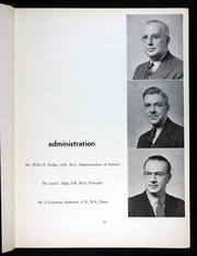 Page 17, 1938 Edition, Miller Great Neck North High School - Arista Yearbook (Great Neck, NY) online yearbook collection