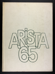 1965 Edition, Miller Great Neck North High School - Arista Yearbook (Great Neck, NY)
