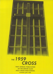 Page 5, 1959 Edition, Holy Cross High School - The Cross Yearbook (Flushing, NY) online yearbook collection