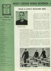 Page 6, 1959 Edition, Holy Cross High School - The Cross Yearbook (Flushing, NY) online yearbook collection