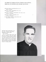 Page 18, 1960 Edition, Holy Cross High School - The Cross Yearbook (Flushing, NY) online yearbook collection