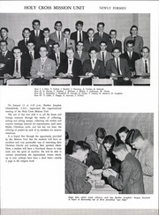 Page 25, 1960 Edition, Holy Cross High School - The Cross Yearbook (Flushing, NY) online yearbook collection
