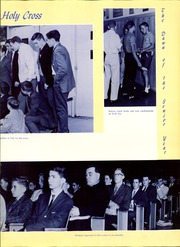 Page 9, 1962 Edition, Holy Cross High School - The Cross Yearbook (Flushing, NY) online yearbook collection