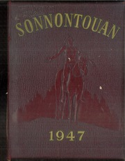 Page 1, 1947 Edition, Wellsville High School - Sonnontouan Yearbook (Wellsville, NY) online yearbook collection