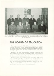 Page 11, 1947 Edition, Wellsville High School - Sonnontouan Yearbook (Wellsville, NY) online yearbook collection