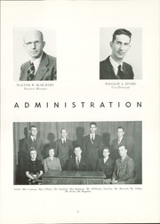 Page 13, 1947 Edition, Wellsville High School - Sonnontouan Yearbook (Wellsville, NY) online yearbook collection
