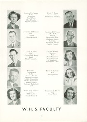 Page 15, 1947 Edition, Wellsville High School - Sonnontouan Yearbook (Wellsville, NY) online yearbook collection