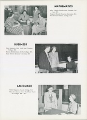 Page 13, 1951 Edition, Wellsville High School - Sonnontouan Yearbook (Wellsville, NY) online yearbook collection