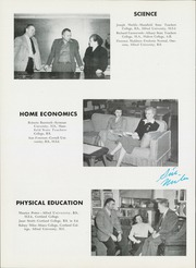 Page 14, 1951 Edition, Wellsville High School - Sonnontouan Yearbook (Wellsville, NY) online yearbook collection