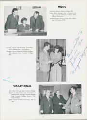Page 15, 1951 Edition, Wellsville High School - Sonnontouan Yearbook (Wellsville, NY) online yearbook collection