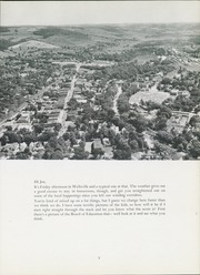 Page 7, 1951 Edition, Wellsville High School - Sonnontouan Yearbook (Wellsville, NY) online yearbook collection