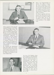 Page 9, 1951 Edition, Wellsville High School - Sonnontouan Yearbook (Wellsville, NY) online yearbook collection