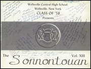 Page 5, 1958 Edition, Wellsville High School - Sonnontouan Yearbook (Wellsville, NY) online yearbook collection