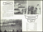 Page 6, 1958 Edition, Wellsville High School - Sonnontouan Yearbook (Wellsville, NY) online yearbook collection