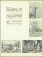 Page 11, 1954 Edition, East Rockaway High School - Rock Yearbook (East Rockaway, NY) online yearbook collection